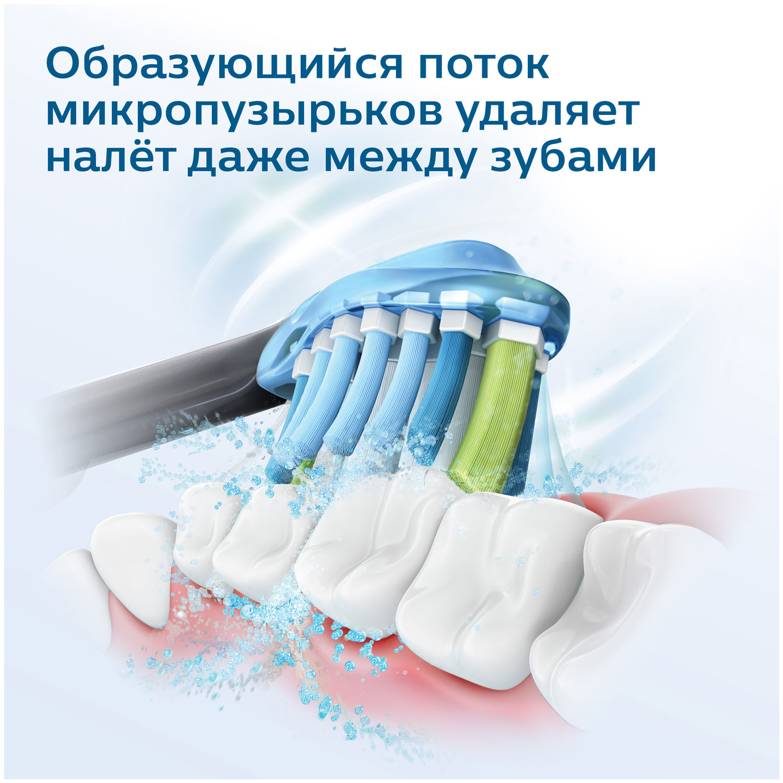 Отзывы о электрических зубных щетках филипс