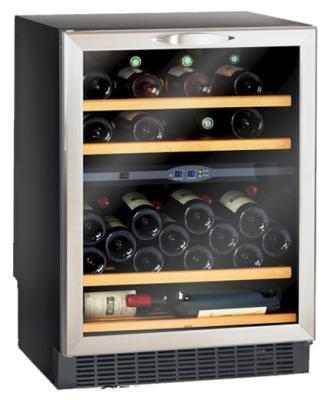 Встраиваемый винный шкаф Climadiff CV 52 IXDZ винный шкаф climadiff cle 18 нержавеющая сталь