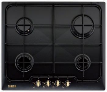 Встраиваемая газовая варочная панель Zanussi ZGG 65414 CA