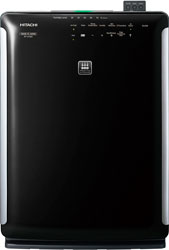 Воздухоочиститель Hitachi EP-A 7000 BK чёрный премиум плитка напольная на ступеньки в казани