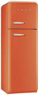 Двухкамерный холодильник Smeg FAB 30 RO1 двухкамерный холодильник smeg fab 30 lbl1