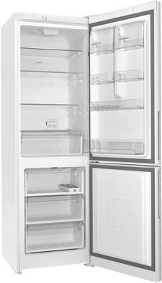 Двухкамерный холодильник Hotpoint-Ariston HF 4180 W холодильник hotpoint ariston hf 4180 s