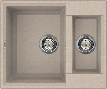 Кухонная мойка Elleci EASY 150  granitek (51) Avena LGY 15051 мойка кухонная elleci easy 135 680x500 granitek 51 lgy13551