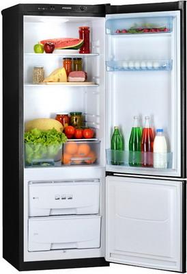 Двухкамерный холодильник Позис RK-102 графитовый
