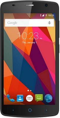 Смартфон ZTE Blade L5 plus черный смартфон zte blade l5 plus black