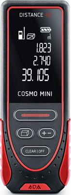 Дальномер лазерный ADA Cosmo MINI 40 дальномер лазерный ada cosmo 70 a 00377