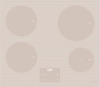 Встраиваемая электрическая варочная панель Beko HII 64400 ATBG beko dsfs 6830