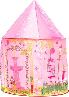 Палатка игровая Shantou Gepai Розовая мечта сумка каталка машинка shantou gepai веселая машинка пластик от 1 года на колесах разноцветный bb371a