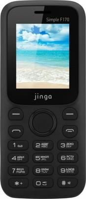 все цены на Мобильный телефон Jinga Simple F 170 черный онлайн
