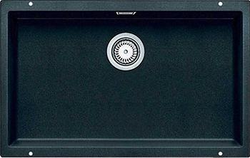Кухонная мойка BLANCO 523442 SUBLINE 700-U SILGRANIT антрацит с отв.арм. InFino blanco subline 320 u антрацит