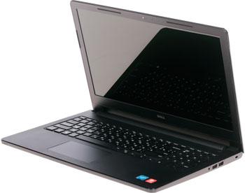 купить Ноутбук Dell Inspiron 3552-3072 черный недорого