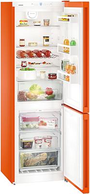 Двухкамерный холодильник Liebherr CNno 4313 двухкамерный холодильник liebherr cnp 4813