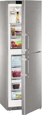 Двухкамерный холодильник Liebherr SBNes 4265 холодильник liebherr cufr 3311 двухкамерный красный