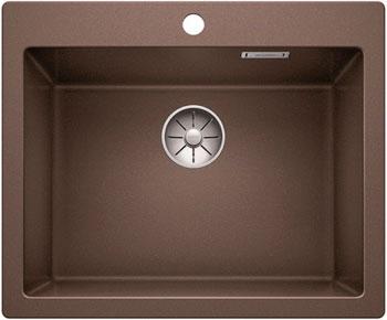 Кухонная мойка BLANCO PLEON 6 мускат 521687 кухонная мойка ukinox stm 800 600 20 6