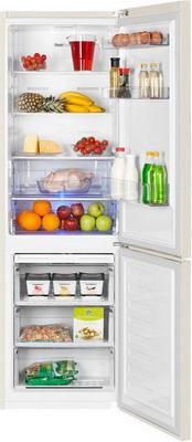 Двухкамерный холодильник Beko RCNK 321 E 20 B запонка arcadio rossi запонки со смолой 2 b 1026 20 e