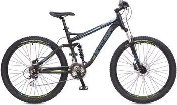 Велосипед Stinger 27.5'' Magnum 18 3'' синий 27 AFD.MAGNUM.18 BL6 велосипед stinger valencia 2017