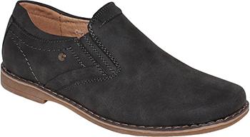 Полуботинки Капитошка С8917 35 размер цвет серый ботинки для девочки капитошка цвет коричневый g10386 размер 34