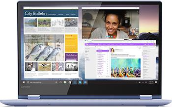Ноутбук Lenovo Yoga 530-14 IKB (81 EK 008 TRU) синий цены