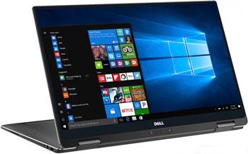 Ноутбук Dell XPS 13 9365 i7-8500 Y (9365-5492) Silver microsoft microsoft surface book комбинированный планшетный ноутбук 13 5 дюймов intel i7 8g хранения памяти 256g видеокарта расширенная версия