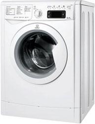 Стиральная машина Indesit IWE 6105 B стиральная машина с сушкой indesit iwdc 6105