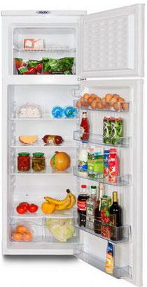 Двухкамерный холодильник DON R 236 B цена и фото
