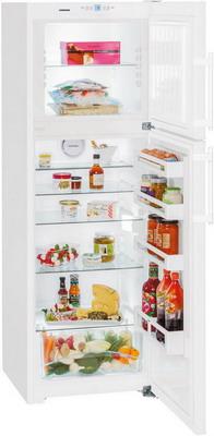 Двухкамерный холодильник Liebherr CTP 3316 двухкамерный холодильник liebherr cuwb 3311