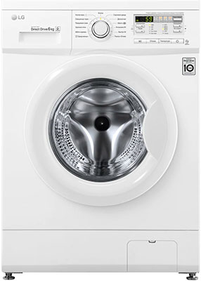 Стиральная машина LG F 10 B8ND стиральная машина lg f1096nd3