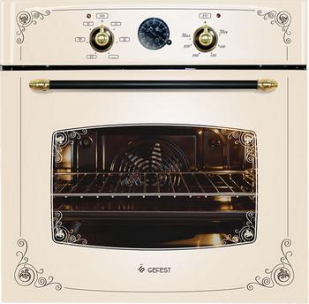 Встраиваемый электрический духовой шкаф GEFEST ЭДВ ДА 602-02 К71 электрический шкаф gefest 602 02 белый