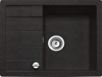 Кухонная мойка Teka ASTRAL 45 B-TG Schwarzmetallic кухонная мойка teka classic 1b 1d lux
