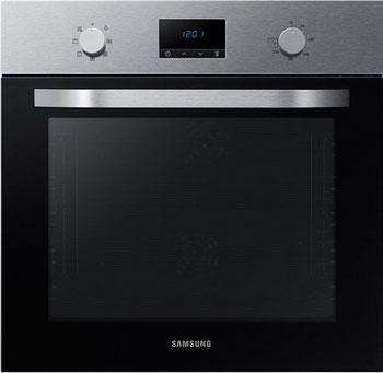 Встраиваемый электрический духовой шкаф Samsung NV 70 K 1340 BS/WT электрический духовой шкаф samsung nv75k5541rs