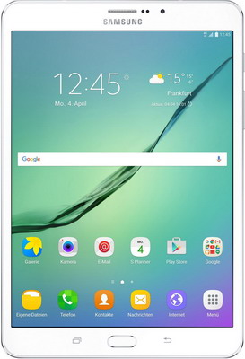 Планшет Samsung Galaxy Tab S2 8.0 SM-T 719 32 Gb LTE белый планшет samsung galaxy tab s3 9 7 sm t 825 lte 32 gb черный