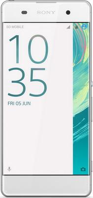все цены на  Мобильный телефон Sony Xperia XA Dual Sim White  онлайн