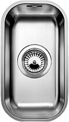 Кухонная мойка BLANCO SUPRA 160-U нерж.сталь полированная  blanco supra 180 u полированная сталь