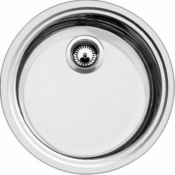 Кухонная мойка BLANCO RONDOSOL нерж. сталь полированная кухонная мойка blanco dana if полированная нерж сталь