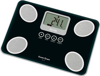 Весы напольные TANITA BC-731 black весы напольные tanita bc 532