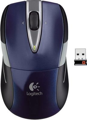 Мышь Logitech M 525 Blue 910-002603