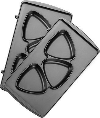 Комплект съемных панелей для мультипекаря Redmond RAMB-07 (треугольник) комплект сменных панелей для выпечки redmond ramb 15