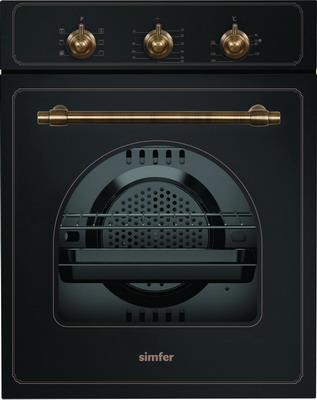 Фото Встраиваемый электрический духовой шкаф Simfer. Купить с доставкой