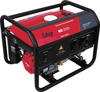 Электрический генератор и электростанция FUBAG BS 2200 jbl e55bt