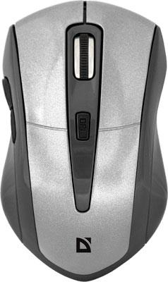Мышь Defender Accura MM-965 белый (52965) цена и фото
