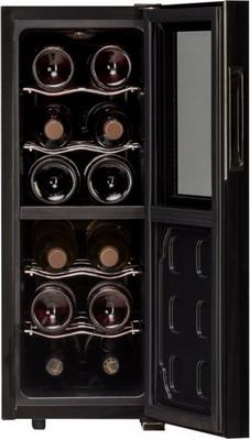 Винный шкаф Dunavox DAT 12.33 DC винный шкаф dunavox dat 6 16 c