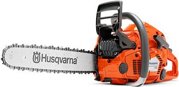 Бензопила Husqvarna 545 бензопила husqvarna 450e 15 2400вт