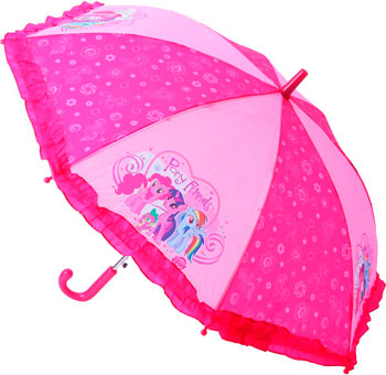 Зонт детский My Little Pony D 45755 зонт prize 3 350