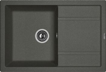 Кухонная мойка Florentina Липси-760 черный FG мойка кухонная florentina липси 760 760х510 черный fg 20 160 d0760 102