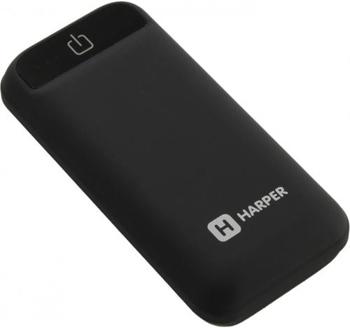 Внешний аккумулятор Harper PB-2605 Black крышка батареи для xbox360 батареи оболочки