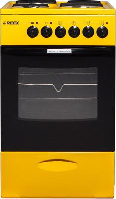 Электроплита Reex CTE-54 sYe желтый