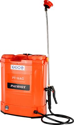 Распылитель Patriot PT-16 AC wansen pt 16gy 16 channels wireless radio flash trigger set w 2 receivers black