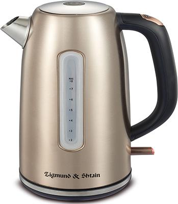 Чайник электрический Zigmund amp Shtain KE-720 У1-00163846 электрочайник и термопот zigmund amp shtain ke 27sp jade
