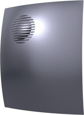 Вентилятор вытяжной с обратным клапаном DiCiTi PARUS 4C Dark gray metal alcatel pixi 4 5 dark gray пакет услуг в комплекте