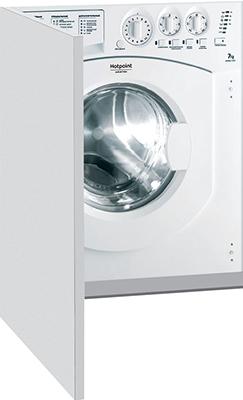 Встраиваемая стиральная машина Hotpoint-Ariston AWM 1297 (RU) стиральная машина hotpoint ariston aqsd 129